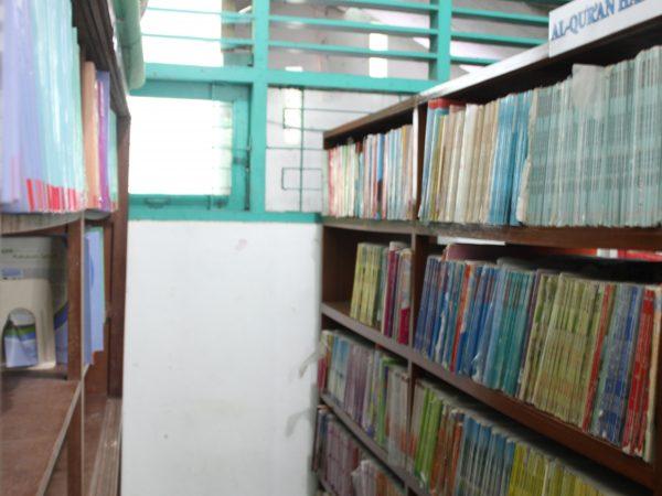 Perpustakaan MIN 1 Sleman.
