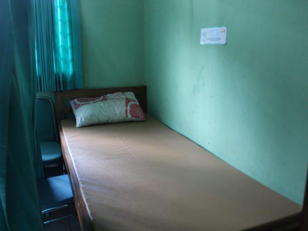 Ruang UKS (Unit Kesehatan Siswa) MIN 1 Sleman.