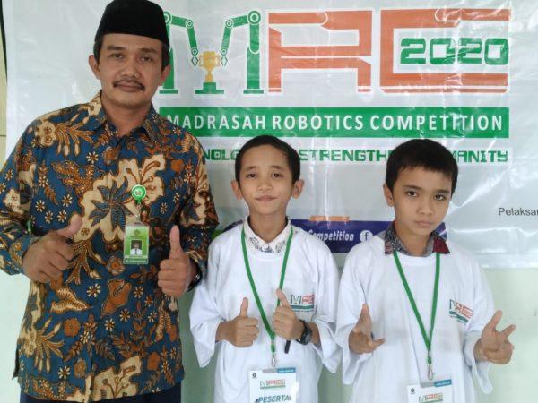 Alhamdulillah 9 Besar  Madrasah  Robotics Competition 2020, lanjut Grand Final 2021 tingkat Nasional
