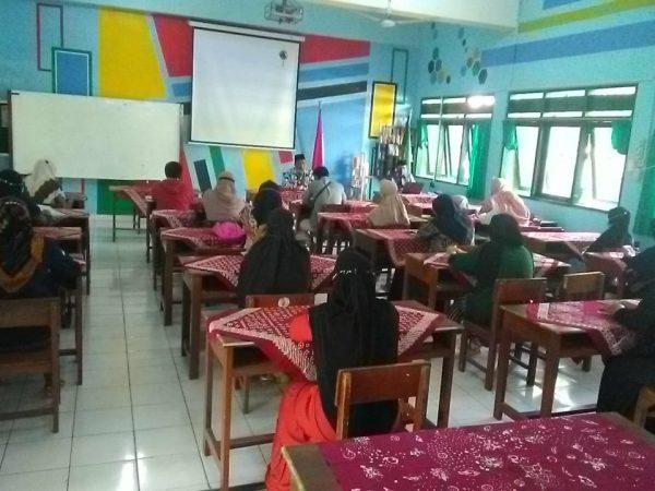 Sosialisasi Pembelajaran Tatap Muka Terbatas MIN 1 Sleman, 09 September 2021
